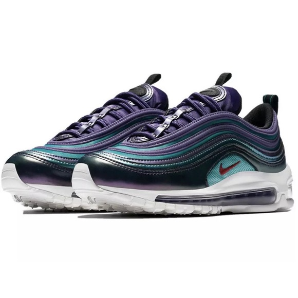 Nike Shoes Air Max 97 Gs Iridescent Nwob Poshmark